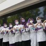 Program Sekoper Cinta di Jabar selama tiga tahun berhasil mengumpulkan 35 ribu peserta perempuan. Dok: Instagram @ataliapr.