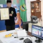 Untuk menjadi sumber informasi penanganan COVID-19 di Jawa Barat (Jabar), Pemerintah Daerah Provinsi (Pemprov) Jabar meluncurkan aplikasi Pikobar. Dok: humas.jabarprov.go.id.
