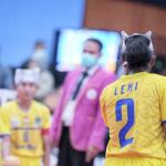 Komite Olahraga Nasional Indonesia (KONI) Jawa Barat menerapkan protokol kesehatan ketat untuk para atlet kontingen Jabar PON XX Papua 2021. Dok: humas.jabarprov.go.id