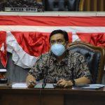 Pemerintah Kota Bandung melalui Dinas Kesehatan Kota Bandung terus menggencarkan program vaksinasi Covid-19. Hal ini dilakukan sebagai upaya pembentukkan kekebalan kelompok atau herd immunity yang ditargetkan rampung akhir tahun ini. Dok: dprd.bandung.go.id.